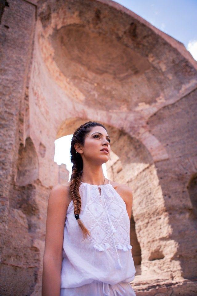 Rome: Terme di Caracalla — Negin Mirsalehi