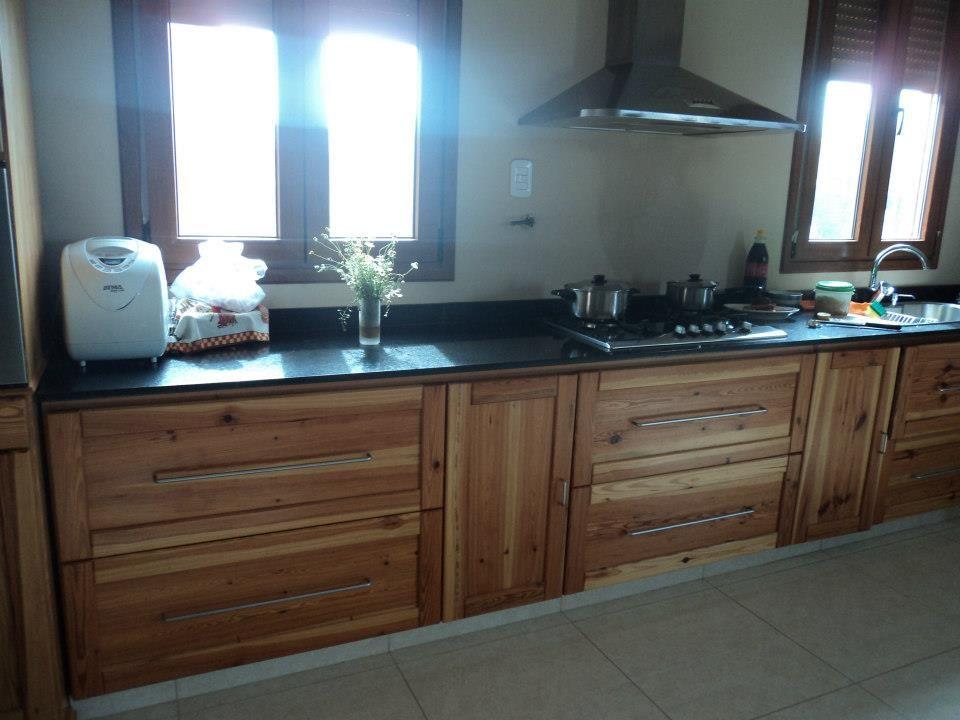 Muebles de pinotea para la cocina muebles antiguos - Muebles casa de campo ...