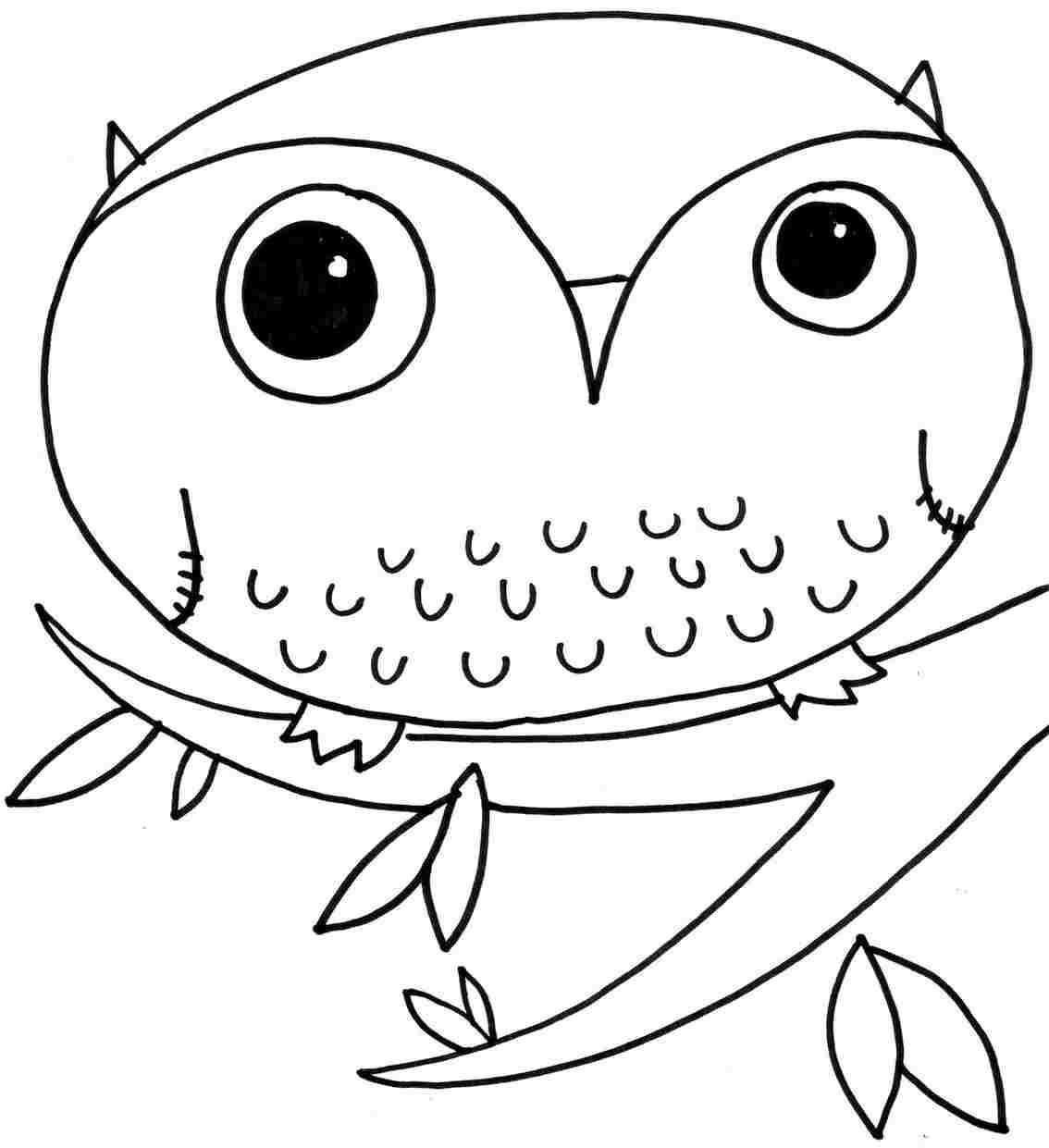 owl+coloring+pages | if anyone like to save the animal owl ...