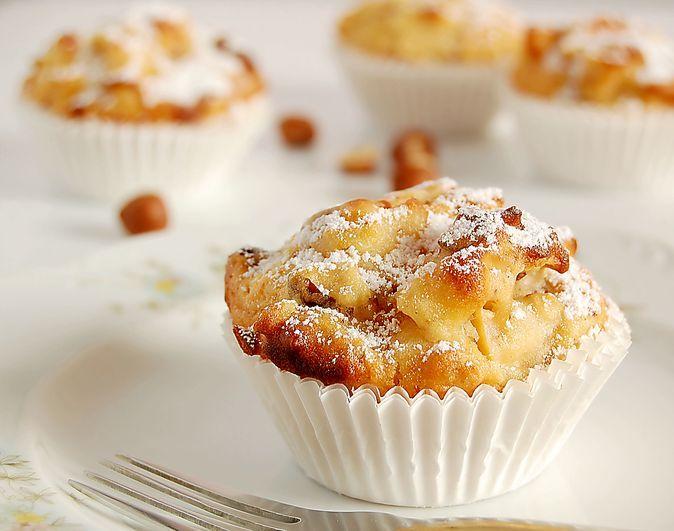 Zimtige Apfel - Muffins von floo   Chefkoch