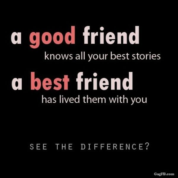 Great Best Friend Quote Friends Quotes Best Friendship Quotes Friends Quotes Funny
