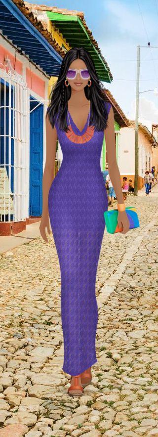 Cuban Femme Outfit