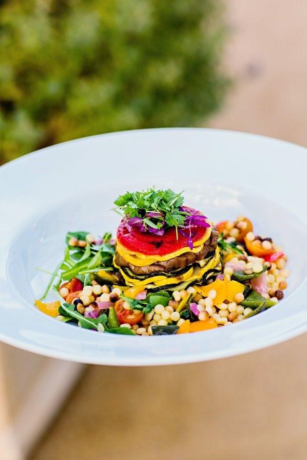 Veggie Entree Vegetarian Entrees Vegetarian Buffet Entree Dishes