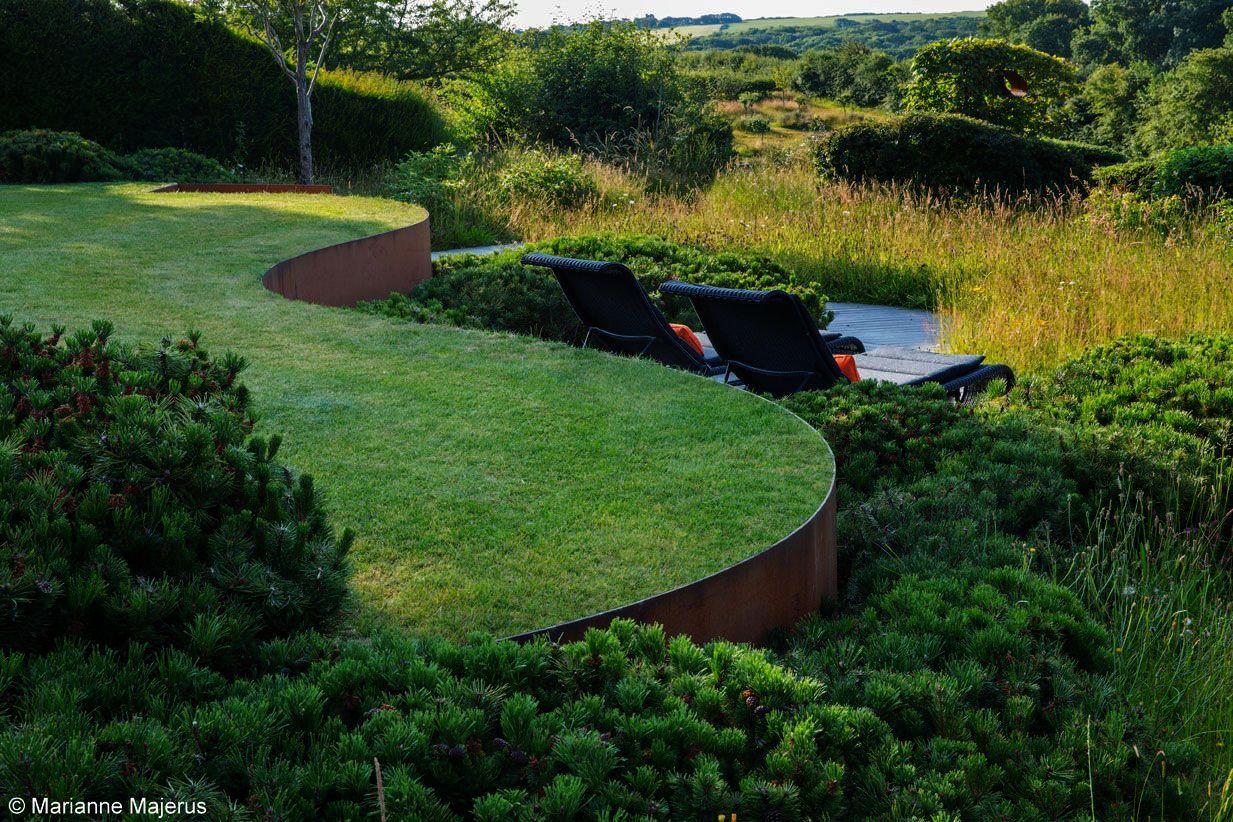 Do Landscape Architects Design Decks Landscape Gardening Bristol Our Landscape Architect Salary Houston Tx Garden Architecture Landscape Design Sloped Garden