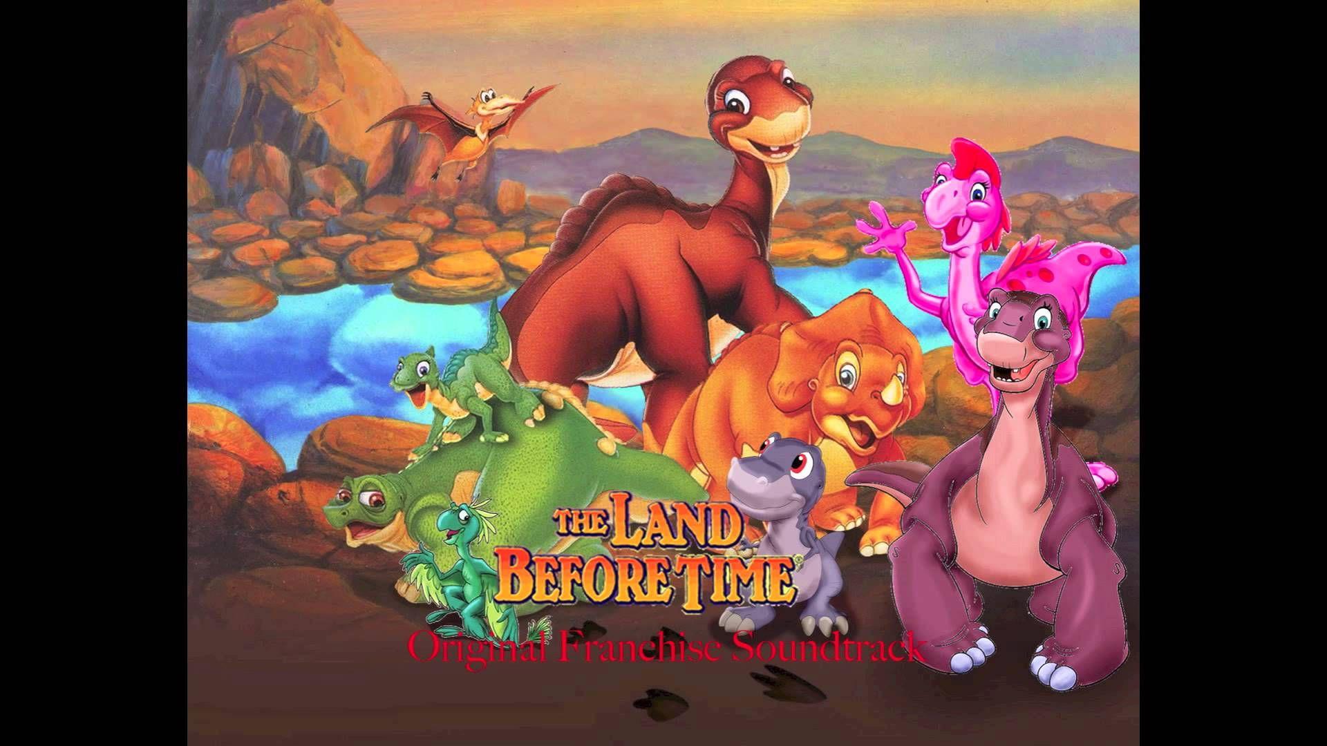 The Land Before Time Original Franchise Soundtrack Genesis B