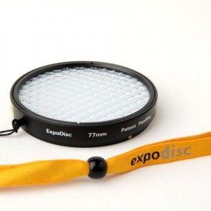 Expodisc Portrait White Balance Filter - 67mm