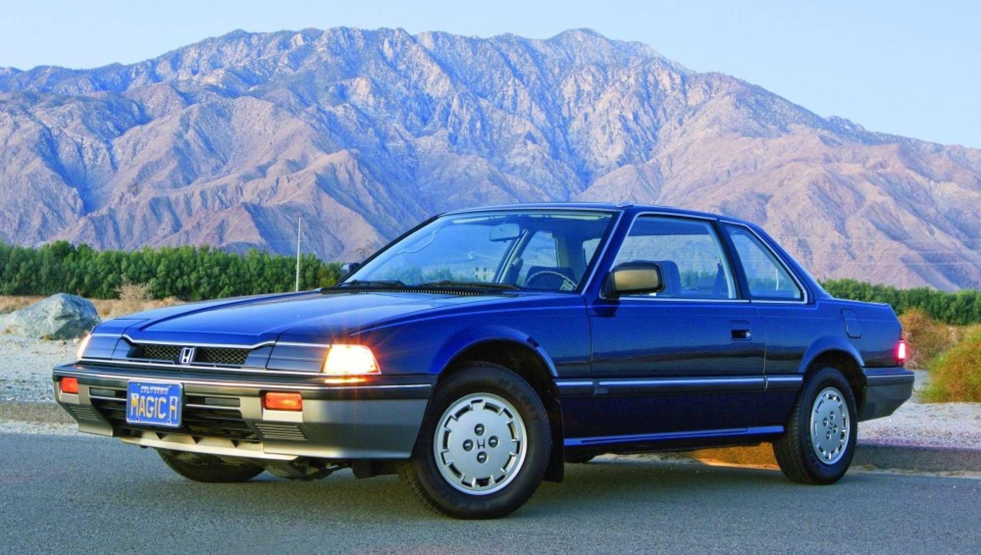 Photo Courtesy: Jeff Koch Prelude to Love - 1983-'87 Honda Prelude