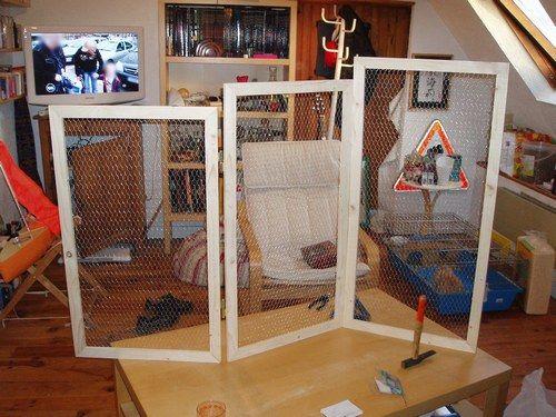 on peut fabriquer le paravent palettes et bois pinterest paravent pouvoirs et rangement. Black Bedroom Furniture Sets. Home Design Ideas