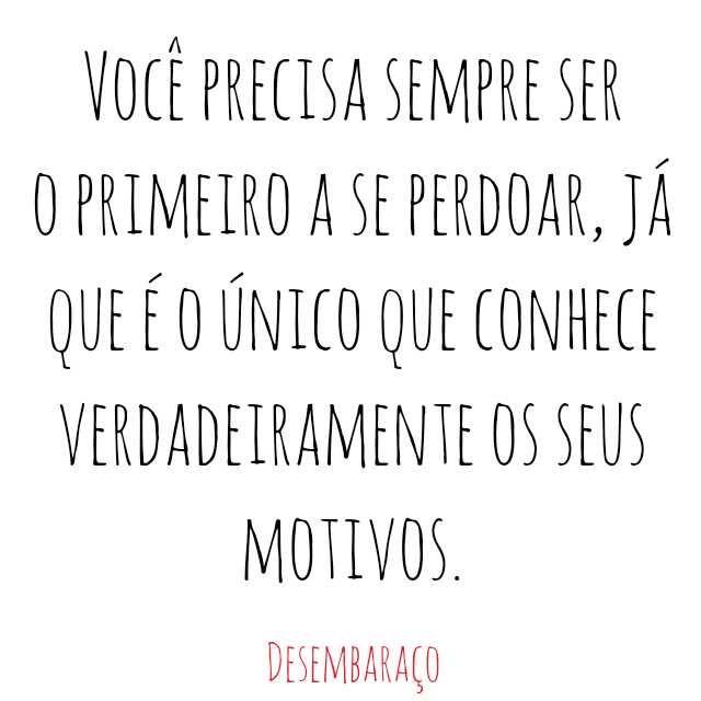 Frases Instagram Desembaraço @desembaracando