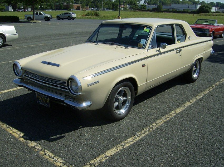 1964 Dodge Dart 270 2 Door. My one car regret is selling my old dart ...