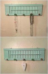Photo of 20 rustikke skodder som omgir prosjekter for å style hjemmet ditt 20 ru …
