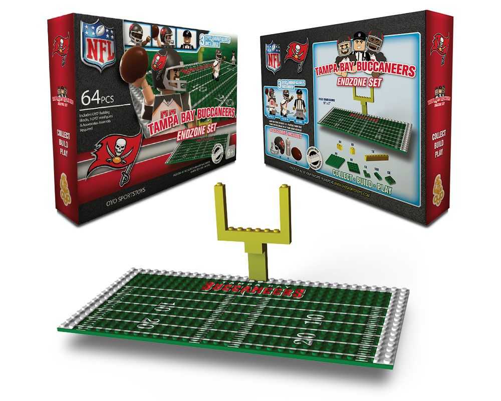 Buccaneers Oyo Endzone Set Oyo Nfl Cleveland Browns Atlanta Falcons