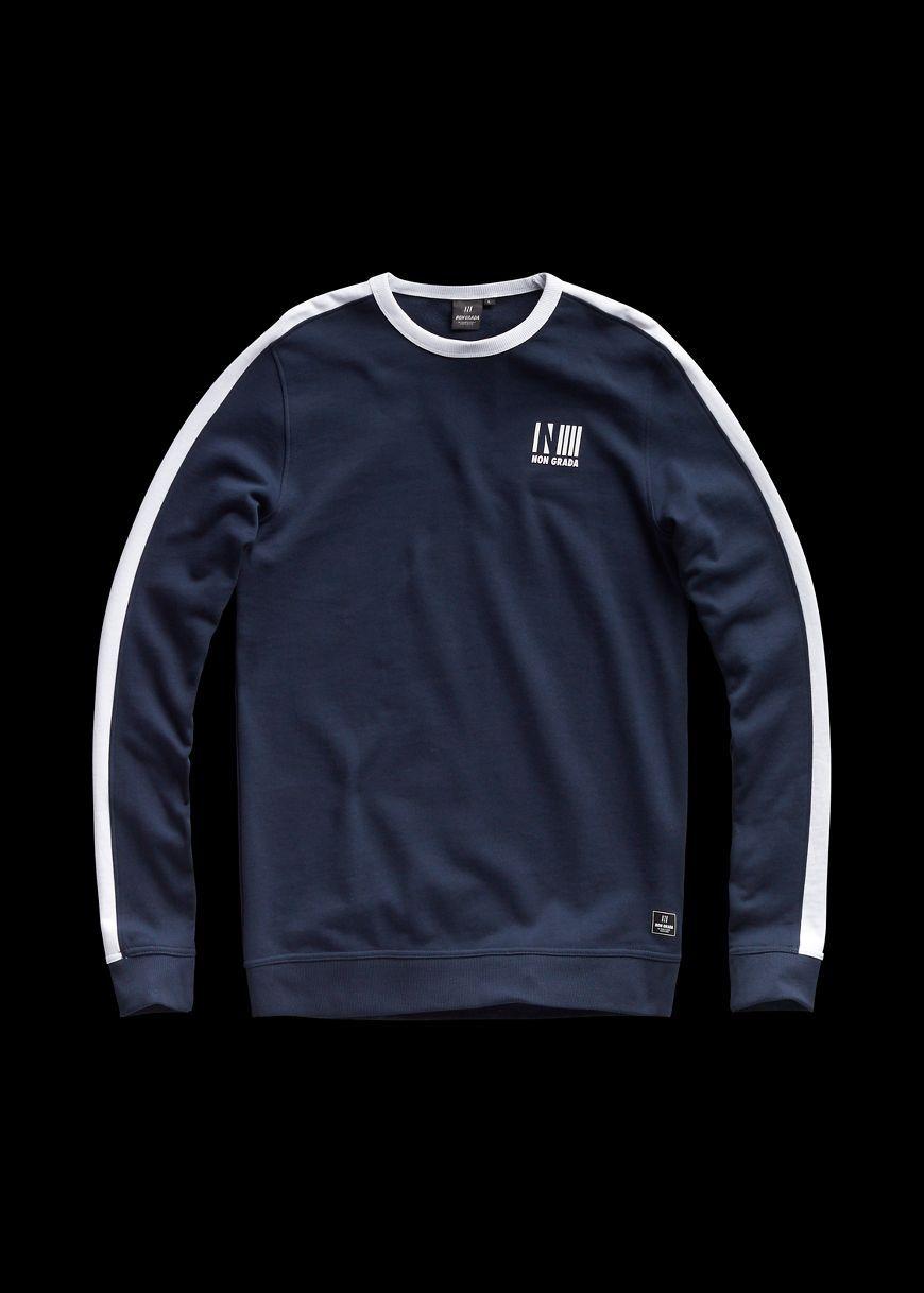 317041 Men Fashion Casual Outfits Long Sleeve Tshirt Men Track Suit Men [ 1218 x 870 Pixel ]