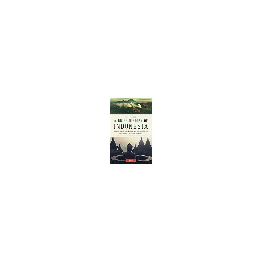 A Brief History of Indonesia (Paperback)