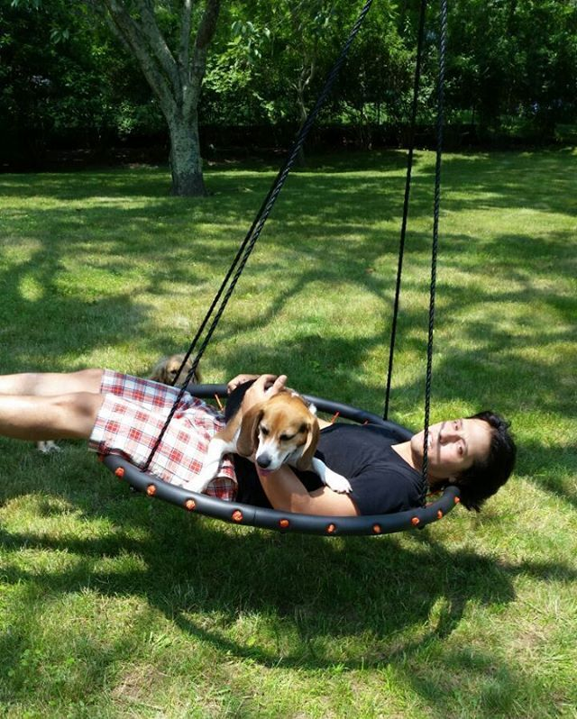Who said swings are just for kids? #Autos #Beauty #Books #Funny #Finance #Food #Games #Health #N ...