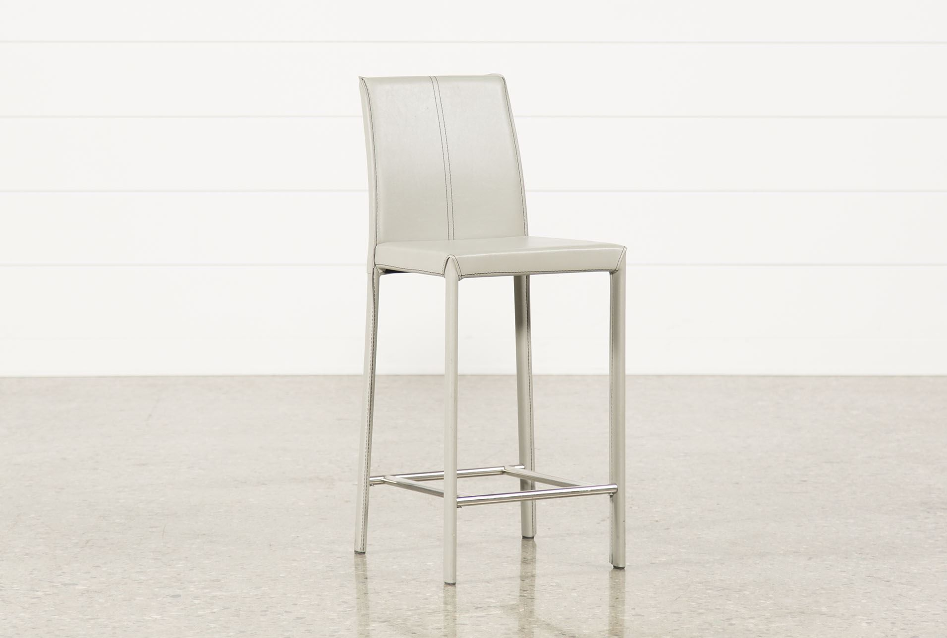 Charmant Renata 24 Inch Grey Barstool. Bar StoolStoolsLiving SpacesDining Rooms