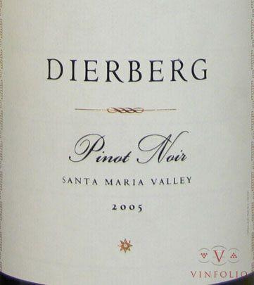 Dierberg Pinot Noir