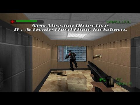 007 The World Is Not Enough N64 King S Ransom 00 Agent Youtube