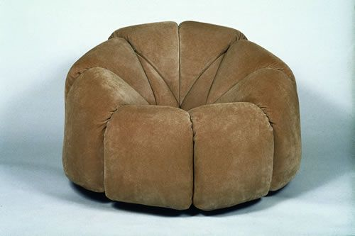pierre paulin elysee armchair 1970s design furniture design design modern design. Black Bedroom Furniture Sets. Home Design Ideas