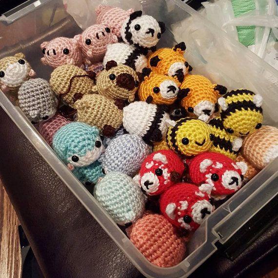 Ravelry: Three Bears (Ice Bear, Brizzly, Panda) pattern by SugarLYS   570x570