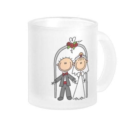 Getting Married Mug Zazzle Com Mugs Getting Married Custom Wedding Glass