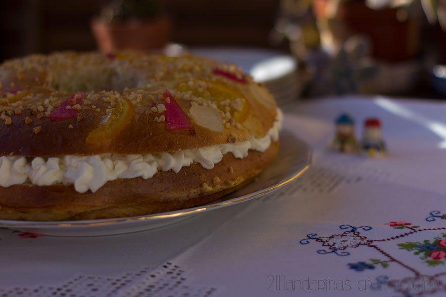 2Mandarinas En Mi Cocina | 2mandarinas En Mi Cocina Receta De Roscon De Reyes Tradicional
