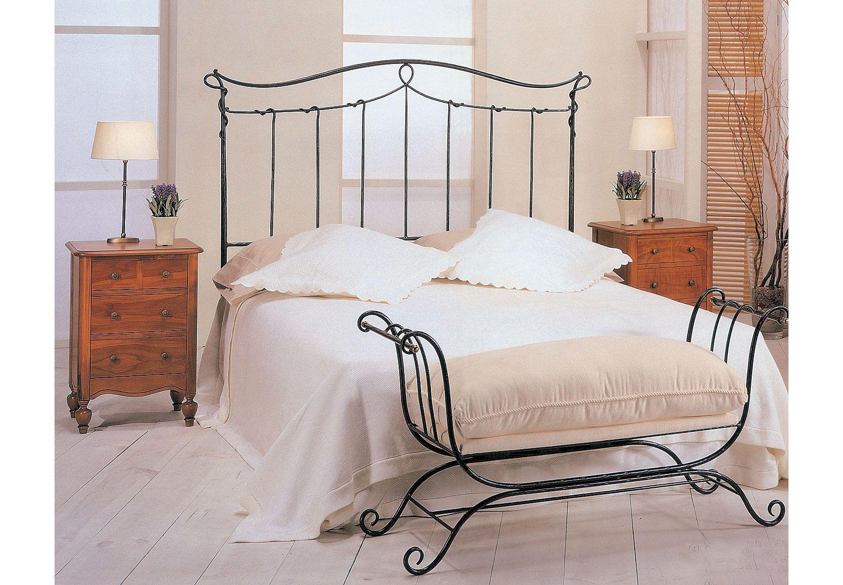 Dormitorio forja barbara de lujo en for Catalogo de muebles de dormitorio