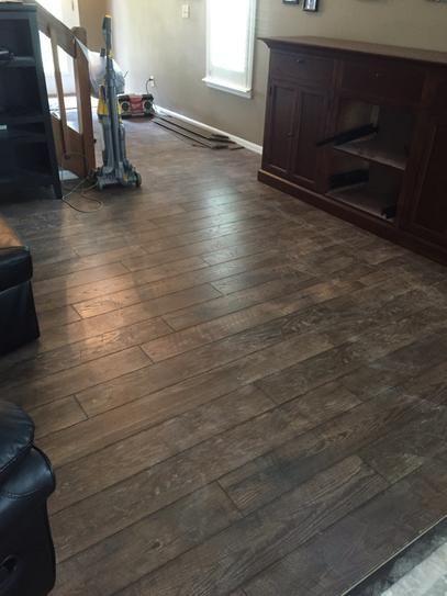 Home Depot Hampton Bay Country Oak Dusk Laminate Flooring 259sq