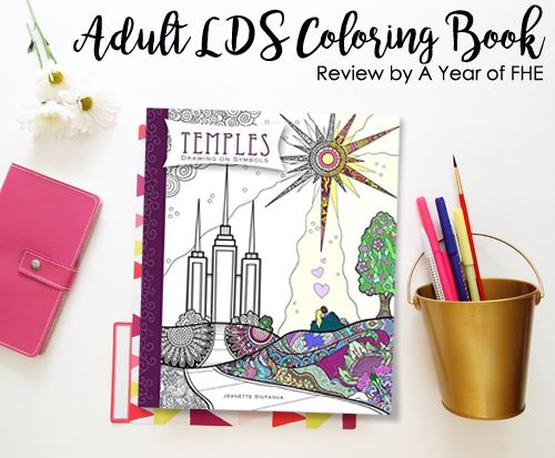 A Year of FHE LDS BOOK REVIEW     - copy coloring pages for book of mormon