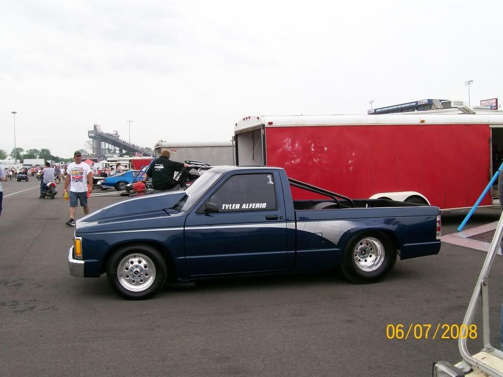 S10 big cowl hood | S-10 drag trucks | Pinterest | Chevy s10, S10 ...