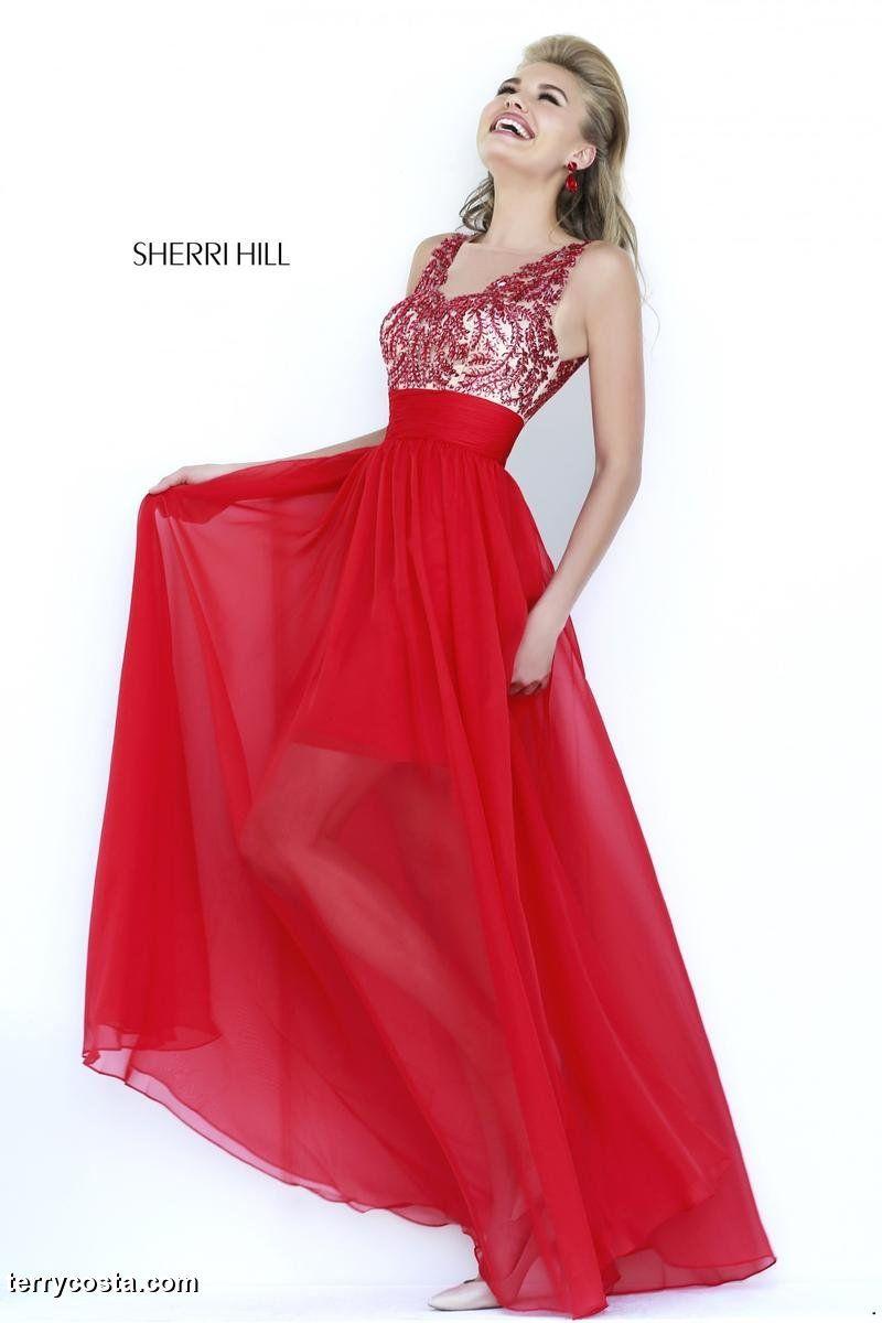 Sherri Hill Dress 1945 | Terry Costa Dallas