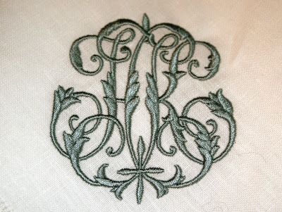 Villa Savoia, Inc.: monograms
