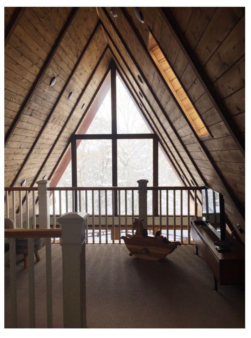 Pin von BirNefes KadarVarim auf Üçgen evler | Pinterest | Dachgeschosse