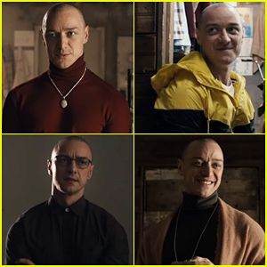 James McAvoy Plays Kidnapper With 23 Personalities In M. Night Shyamalans  Split Watch Trailer! | James mcavoy, James mcavoy split, James mcavoy  michael fassbender