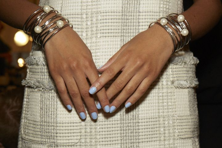 Nyfw Recap Spring Summer 2016 Best Nail Polish Trends Looks Swatches 2017 2018 See Tons Of Photos Below