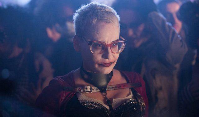 Gotham Promo Photo Is Lori Petty The Female Joker With