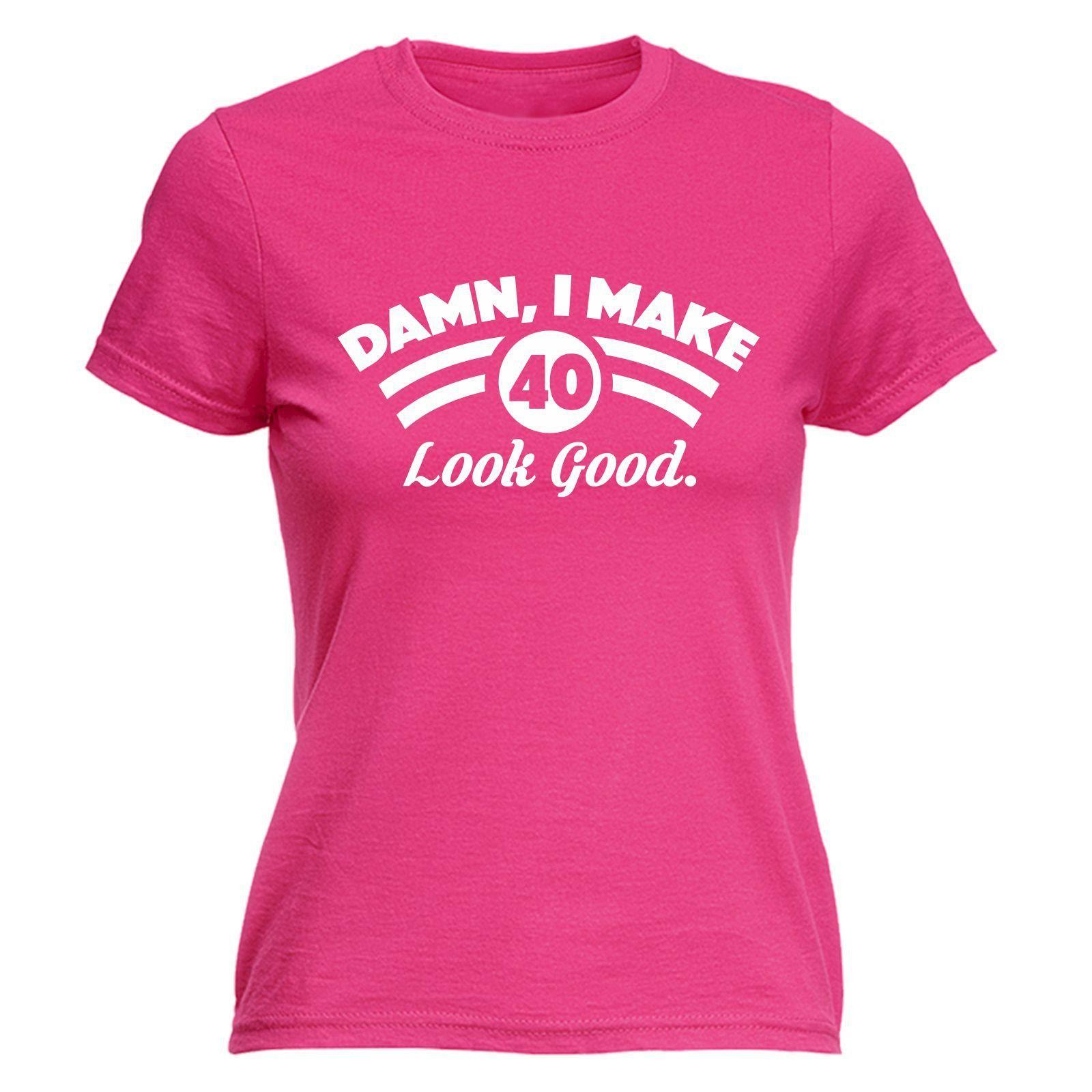 T usa womenus damn i make look good funny tshirt products