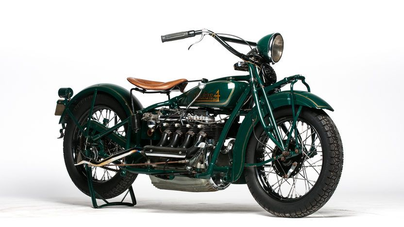 1930 Indian Model 402 Four Cylinder 1 Indian Motorcycle Motorcycle Classic Motorcycles