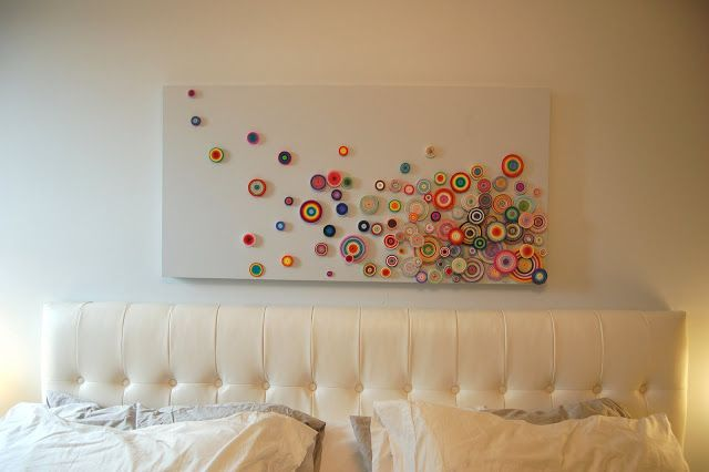 Paper Quilling Room Decoration