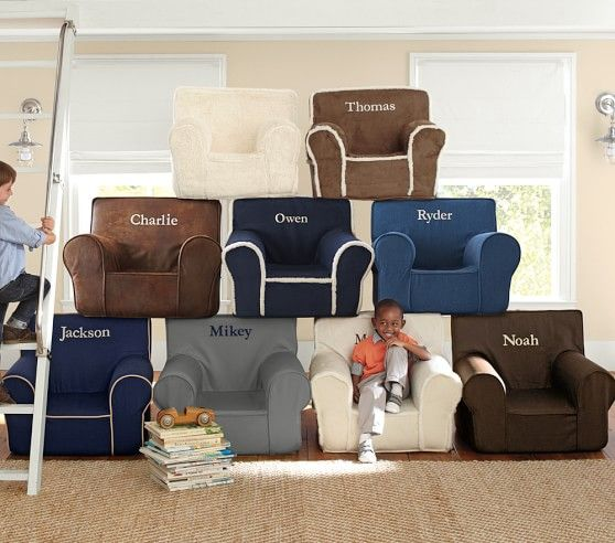 Navy With Stone Piping Anywhere Chair 174 Baby Boy Rooms Baby
