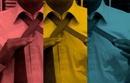 Aprenda como fazer nó em gravata. É fácil!