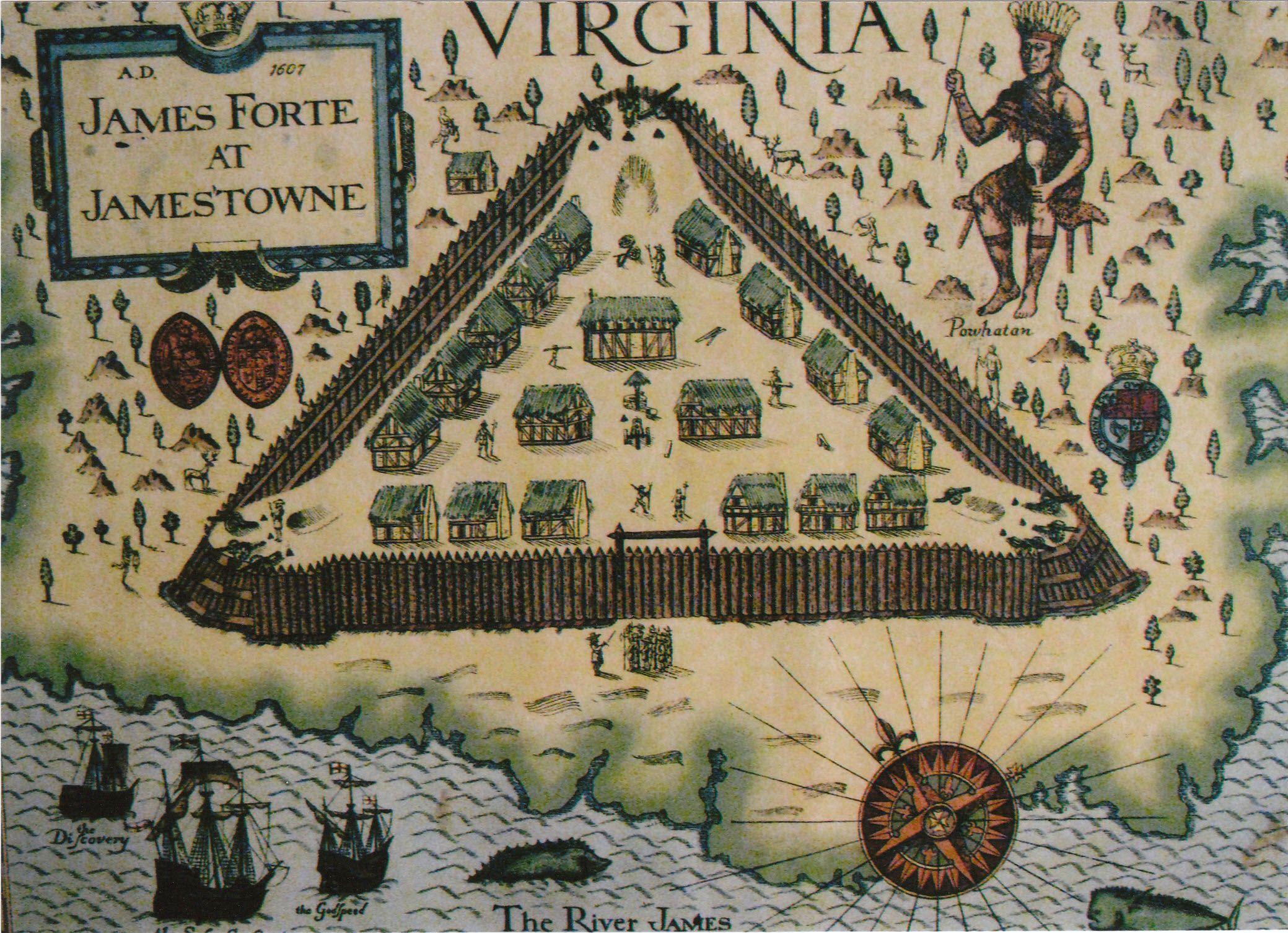 27 best images about Jamestown Settlement on Pinterest | Virginia ...