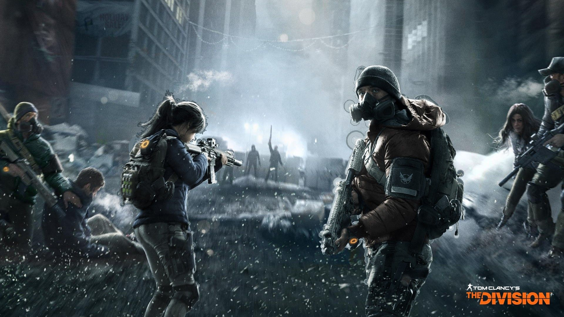 Free Download The Division Hd Wallpapers Tom Clancy The Division