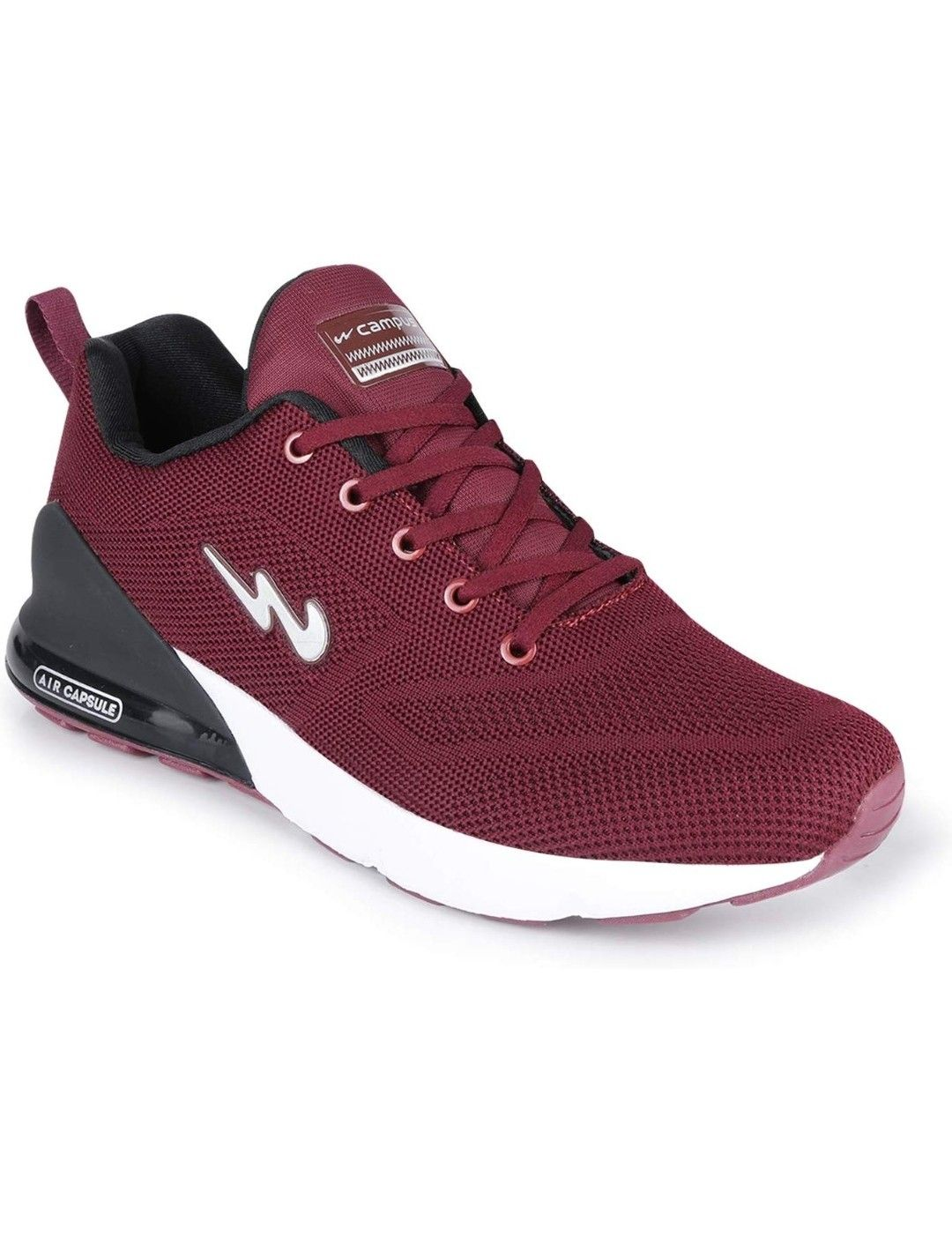 Campus Red Colour Sports Shoes for Men