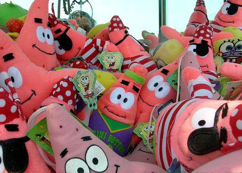 Patrick Star Stuff Toy ♥
