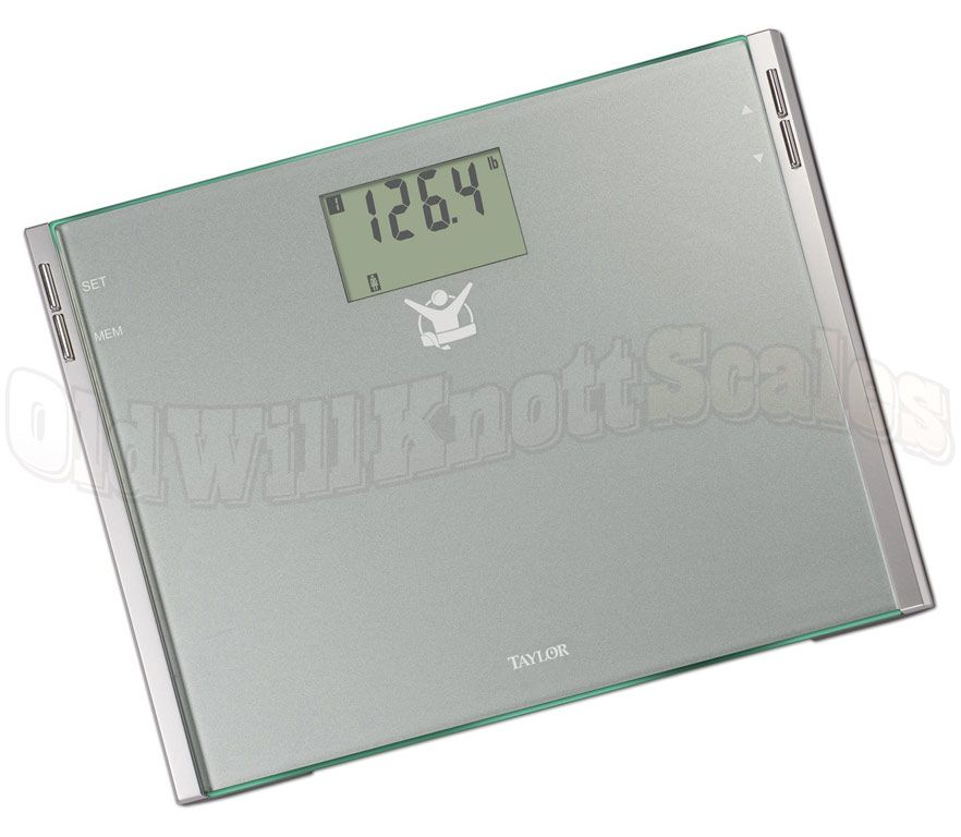 Bathroom Scale Battery Size