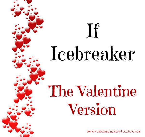 Biblical icebreakers