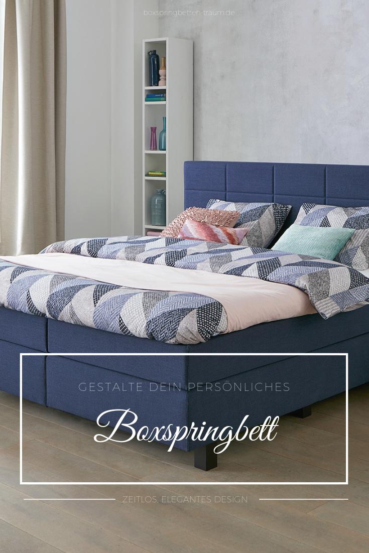 Elegante Designs treffen auf ausgeklügelte Schlafsysteme und sorgen ...