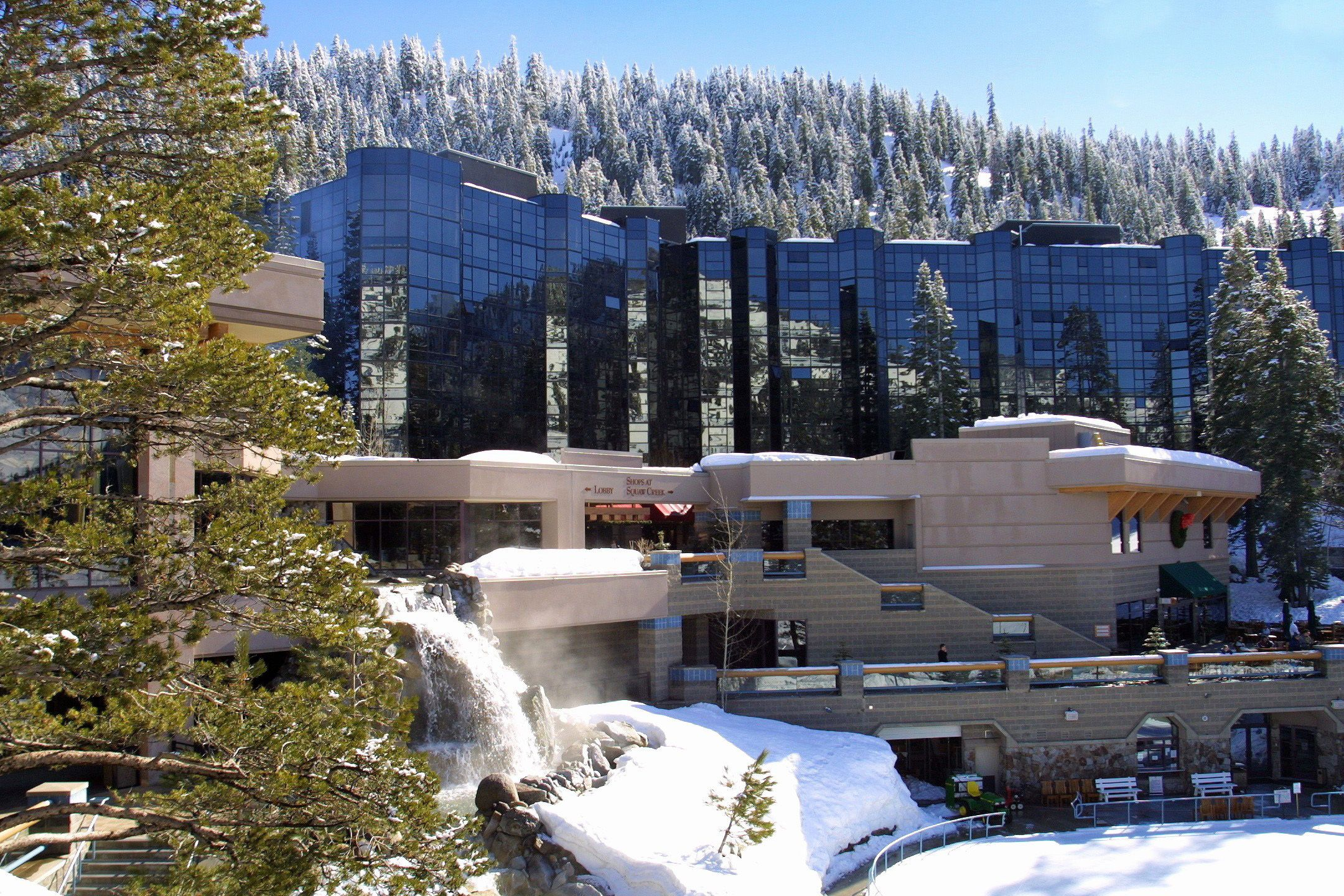 The Resort At Squaw Creek Is A Luxury Valley Ski In Lake Tahoe California Offering Ideal Hotel Lodging For Families And Groups As Well