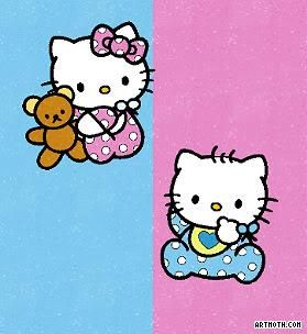 hello kitty wallpaper getting married - Google Search